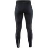 Craft Essential Lange hardloopbroek Dames zwart